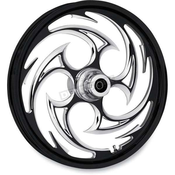 RC Components Front 23 in. x 3.75 in. Savage Eclipse One-Piece Forged Aluminum Wheel - 23375-9031-85E