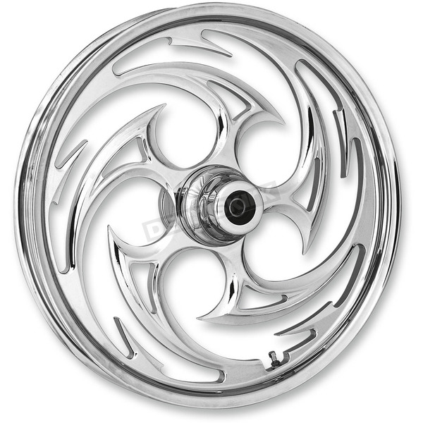 RC Components Chrome 17 x 6.25 Savage Rear Wheel (ABS models) - 17625-9052-85C