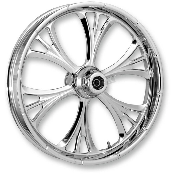 RC Components Chrome 18 x 3.50 Majestic Front Wheel (Non-ABS) - 18350-9001-102C