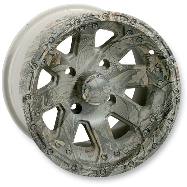 Vision Wheel Front 12 in. x 7 in. 159 Outback Wheel - 159-127137HW4