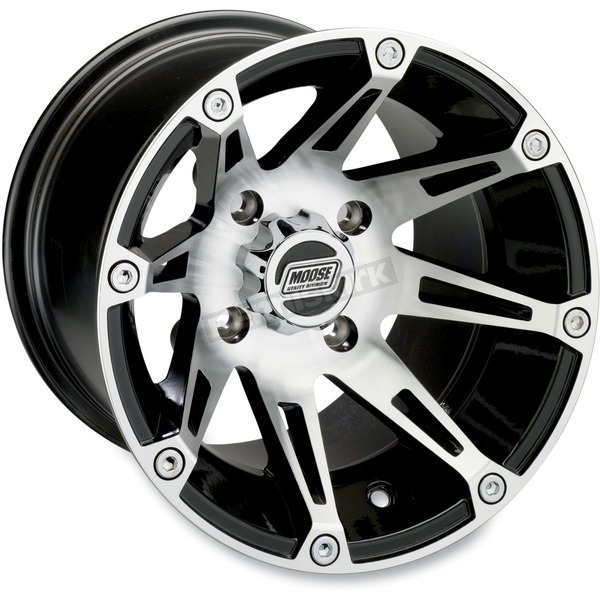 Moose Machined Type 387X Wheel - 0230-0440