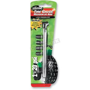 Slime Low-Pressure Tire Gauge - 1011-A
