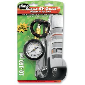 Slime Dually Dial Tire Gauge - 2020-A
