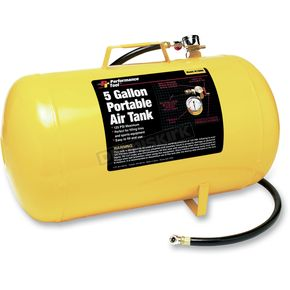 Performance Tool 5-Gal Air Tank - W10005