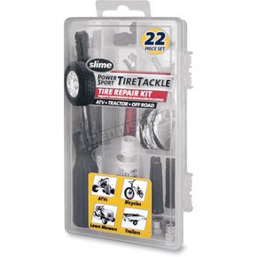Slime 22-Piece Tire Tackle Kit - 2510