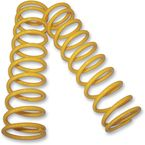 Rear Yellow Shock Springs - SPRHR700BR
