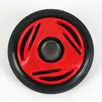 Red Idler Wheel w/Bearing - 4702-0033