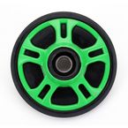 Lime Idler Wheel w/Bearing - 4702-0053