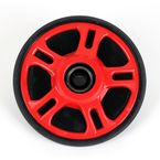 Red Idler Wheel w/Bearing - 4702-0055
