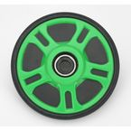 Green Idler Wheel w/Bearing - 4702-0056