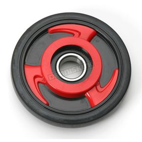 Parts Unlimited Red Idler Wheel w/Bearing - 4702-0026