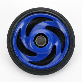 Parts Unlimited Indy Blue Idler Wheel w/Bearing - 4702-0045