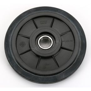 Parts Unlimited Black Idler Wheel w/Bearing - 4702-0064