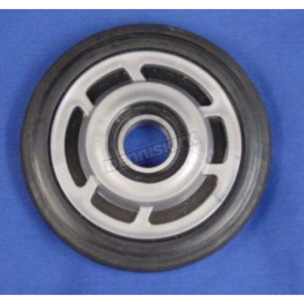 Parts Unlimited Silver Idler Wheel w/Bearing - 0440001