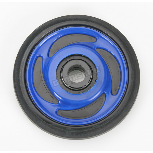Parts Unlimited Indy Blue Idler Wheel w/Bearing - 4702-0041