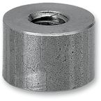 5/16 in.-18 x 1/2 in. L Threaded Steel Bungs - 000089