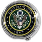 Army Crest Flag Pole Topper - LTOP-ARM-C
