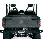 Black Rear Bumper - 0530-1362