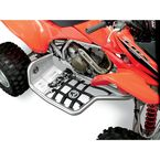 Brushed Aluminum Track Series Nerf Bars - 05301205