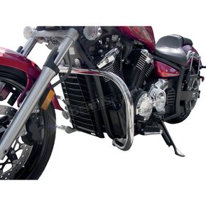 MC Enterprises Full-Size Chrome Engine Guard - 1000304