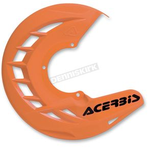 Acerbis Orange X-Brake Front Disc Cover - 2250240237
