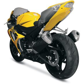 Hotbodies Racing Superbike Rear Yellow Undertail Fender Eliminator - S07GS-SB-YEL