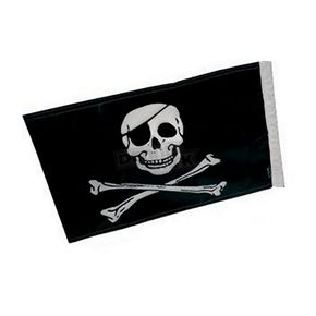 Jolly Roger Flag - FLG-JLR