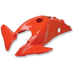 Maier Fighting Red Gas Tank Cover - 1176912