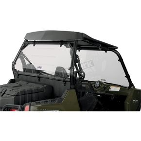 Slip Streamer Vented Back Windshield - S-RZR-B