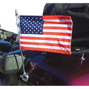 Rivco Trunk-Mounted Flag Holder Kit - FH200
