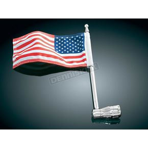 Flag Pole Holder for Luggage Rack - 4260