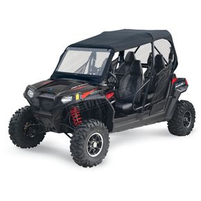 Classic Accessories UTV Roof CAp w/ Front and Rear Windows - 180530104050