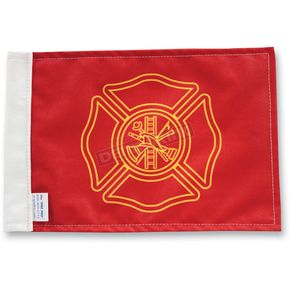 Pro Pad 10 in. x 15 in. Firefighter Flag  - FLG-FIRF15