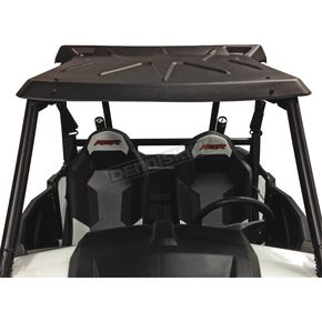 Moose Black One Piece Roof - 0521-1106
