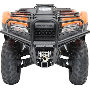Moose Black Front Bumper - 0530-1340