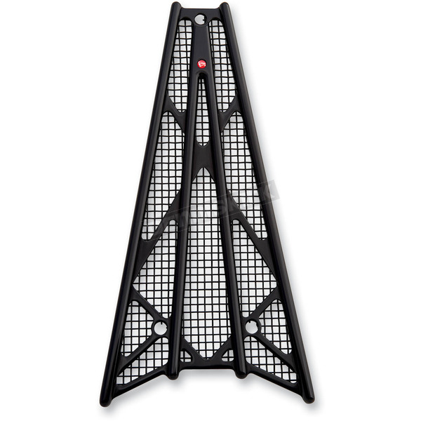 Battistinis Black Anodized Wireframe Grill - 50-521