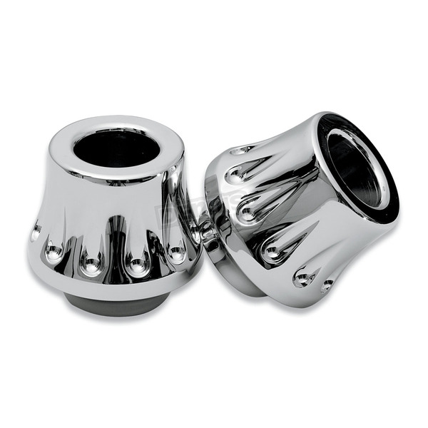 Roland Sands Design Combat Crash Frame Sliders - 0205-2001-CH
