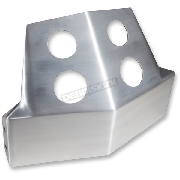 Speed Merchant Brushed Aluminum Skid Plate - SM-DSP-06-1