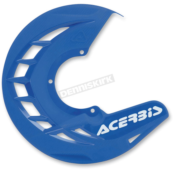 Acerbis Blue X-Brake Front Disc Cover - 2250240211