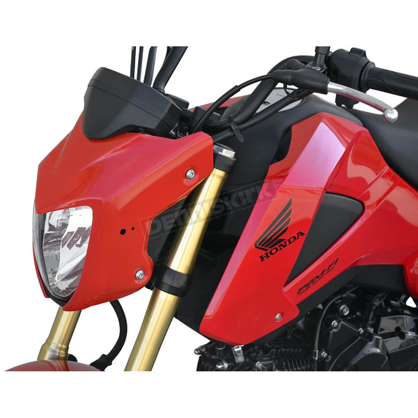 Hotbodies Racing Red Mask Front Fairing - 41401-1400