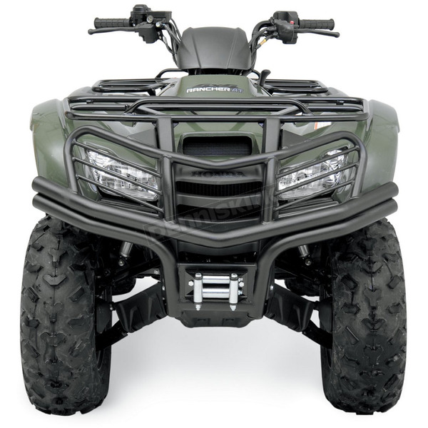 Moose Front Black Bumper - 0530-1009