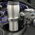 Chrome Roadrunner Drink Holder Cup Kit  - RR-GW