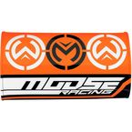 Orange Flex Handlebar Pad - 0603-0637