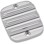 Finned Handlebar Master Cylinder Cover - C1151-C
