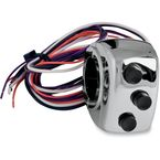 Polished Left-Side Switch Housing - 271-3801