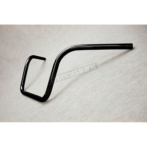 Flanders Black 1 in. Wide Ultra Classic-Style Handlebars - 650-38196