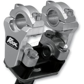 ROX Speed FX 2 in. Black Elite Pivoting Risers - 1R-P2SEK