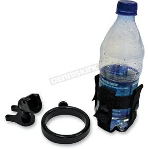 Leader Black Roadrunner Drink Holder Insert Kit for BMW - 22-RRBMW-B