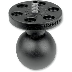 Ram Mounts 1 in. Diameter Ball with 1/4 in.-20 Stud for Cameras, Video & Camcorders - RAP-B-366