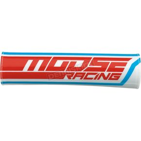 Moose Red/White/Blue Mini Crossbar Pad - 0603-0624